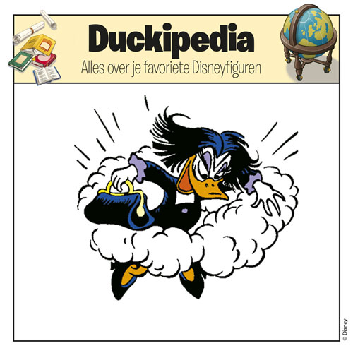 duckipedia zwarte magica donald duck