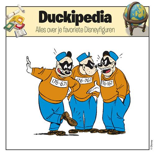 duckipedia zware jongens donald duck