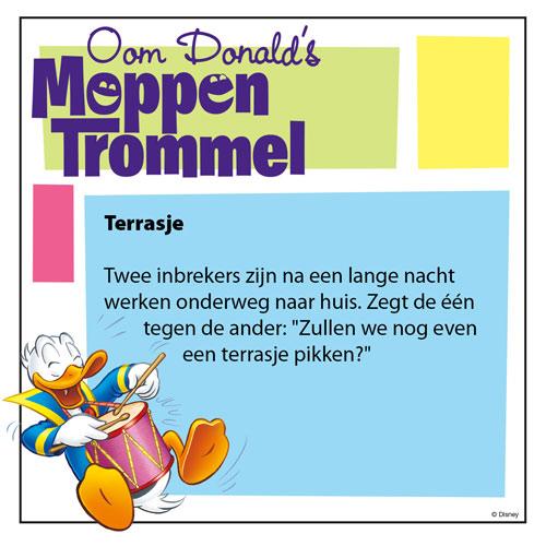 Fabulous Moppentrommel - Donald Duck &EB43