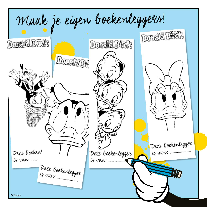 Boekenleggers Donaldduck Nl