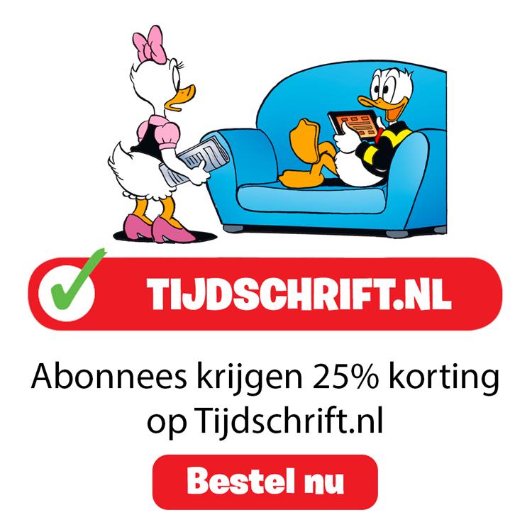 Voordeel Voor Abonnees Donald Duck