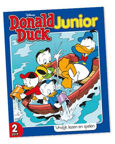 Donald Duck Junior Donald Duck