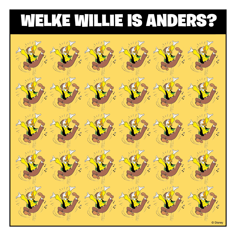 Zoekplaat Willie Wortel Donaldduck Nl