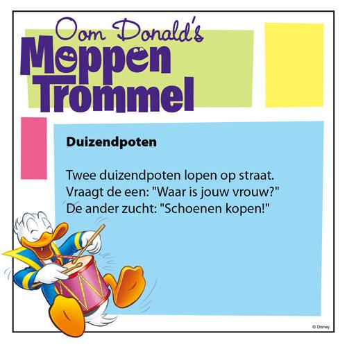 Tom & Jerry Strippocket nr.2 / De moppentrommel en andere